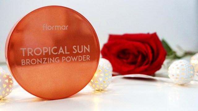 pudra bronzanta Flormar Tropical Sun