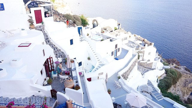 private places in Oia