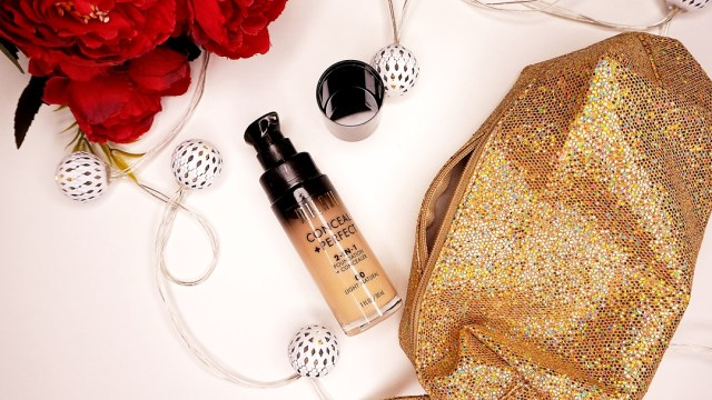 Milani Conceal and Perfect 2 in 1 Foundation - review