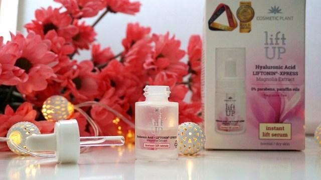 Ser cu acid hialuronic si extract de magnolie Cosmetic Plant