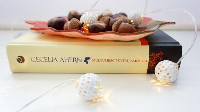recenize carte - cecelia ahern - multumesc pentru amintiri
