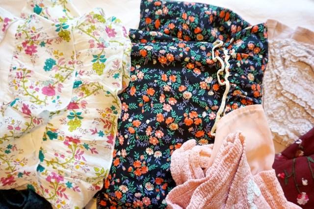 rochii si fuste din second hand