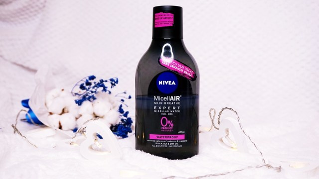 Apa micelara Nivea Black MicellAIR