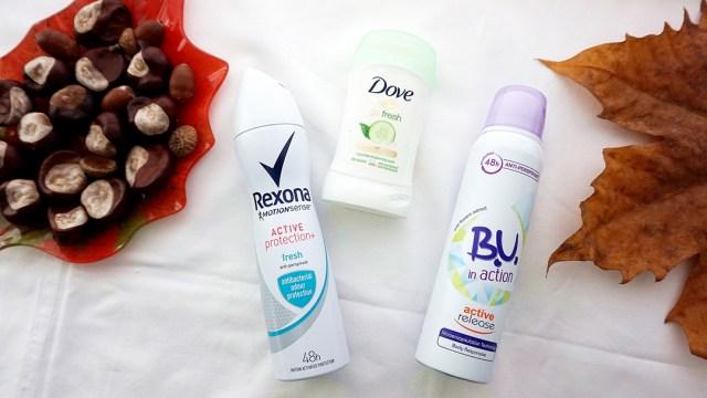 produse consumate #32 deodorante