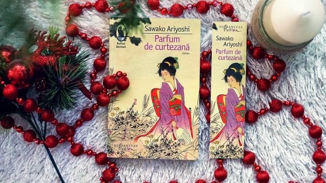 Parfum de Curtezana - Sawako Ariyoshi