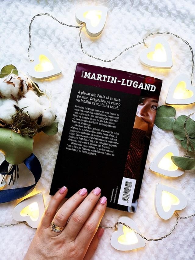 Oamenii fericiti citesc si beau cafea de Agnes Martin-Lugand