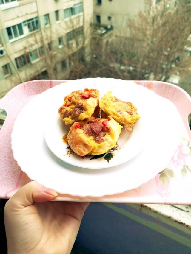 briose oua legume si cascaval - lorys blog