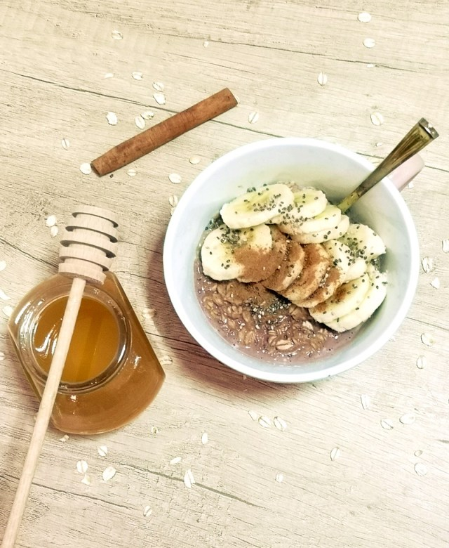 podrige cu banane, miere si scortisoara - lorys blog