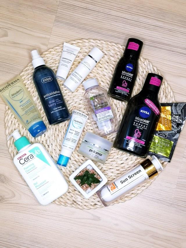 produse consumate - skincare