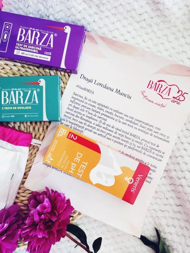 test de sarcina si de ovulatie Barza