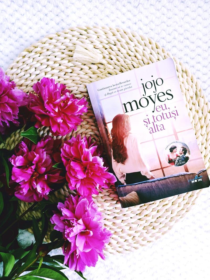 recenzie carte de Jojo Moyes - Eu si totusi alta