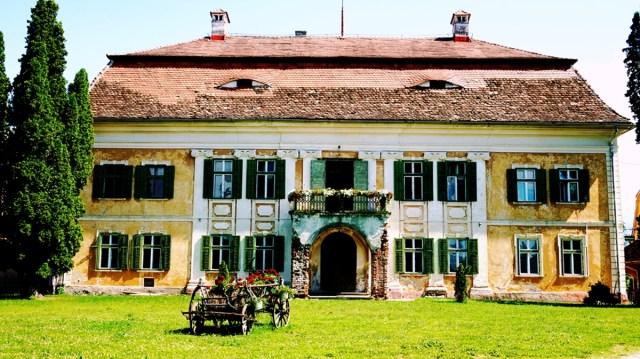 Palatul Brukenthal Avrig, Sibiu