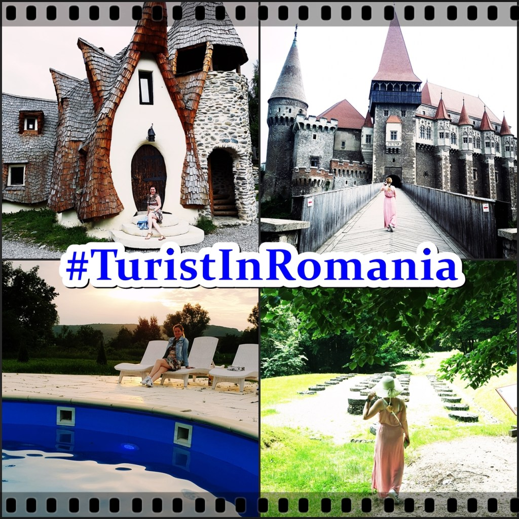 jurnal de vacanta - turist in romania