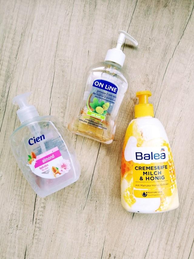 produse consumate #35 - sapunuri lichide