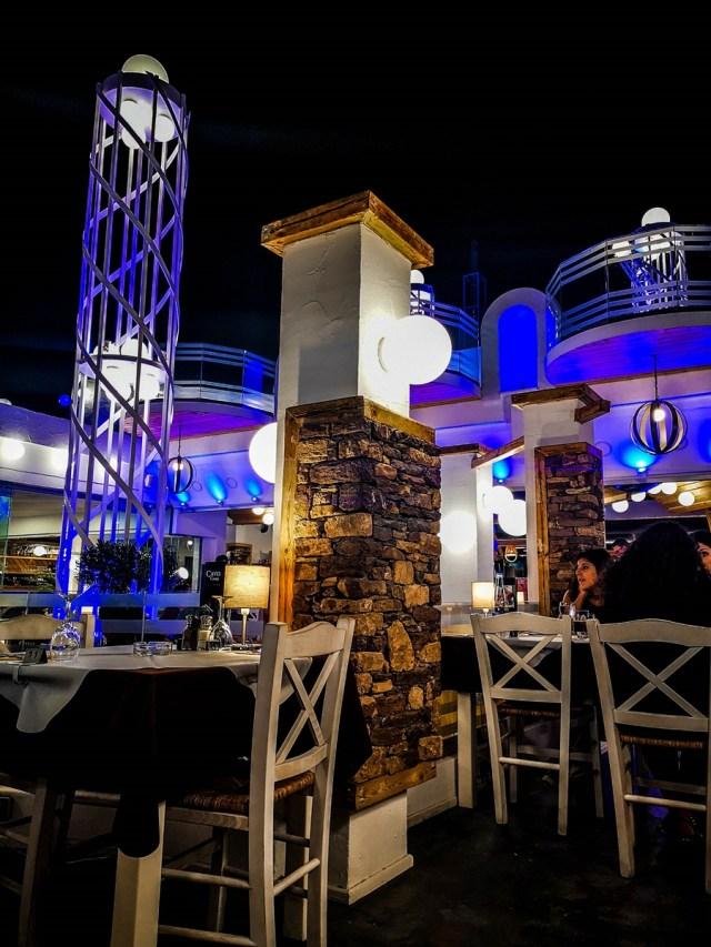 restaurant Cavo Costa Kouzina place in Rodos, Faliraki