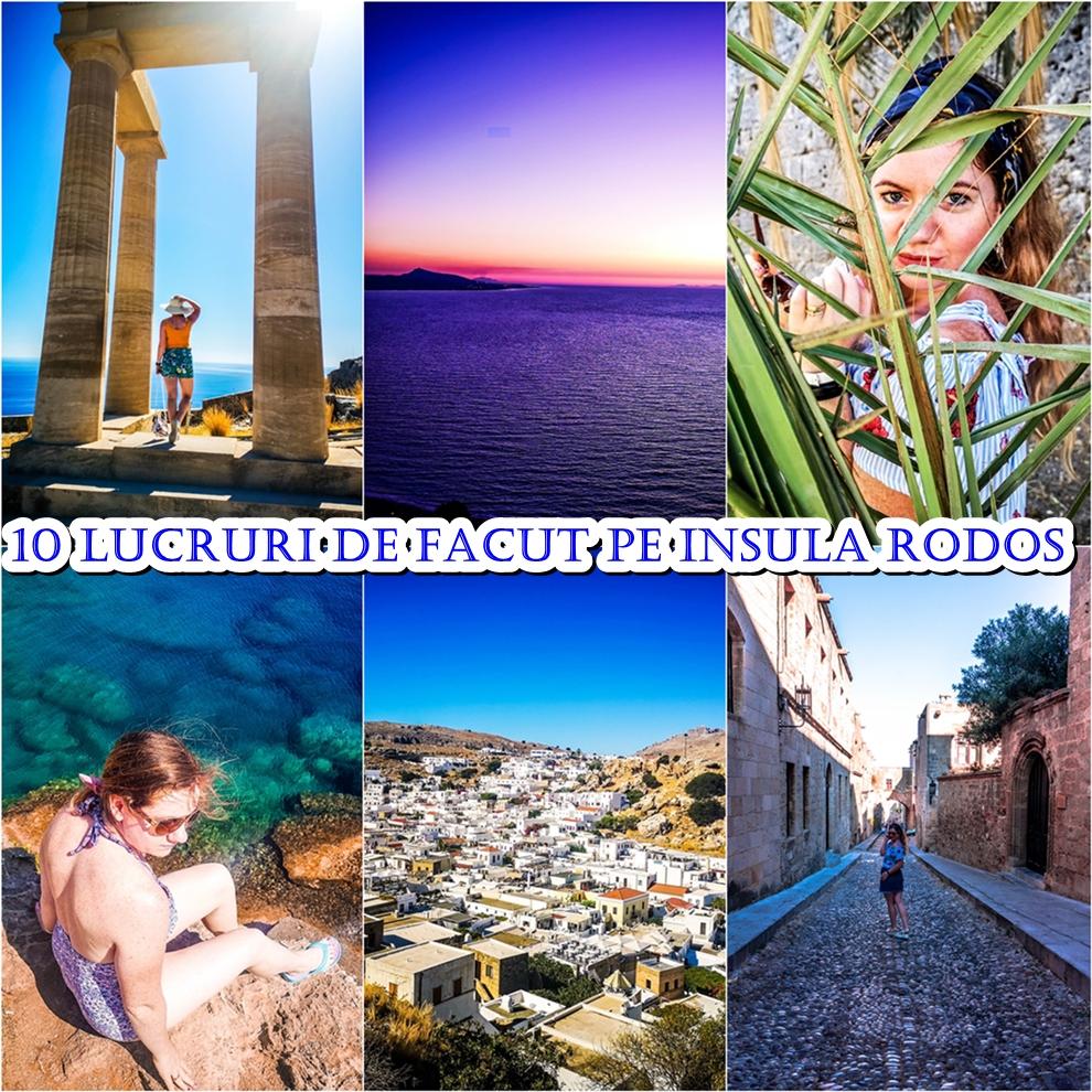 10 lucruri de facut pe Insula Rodos