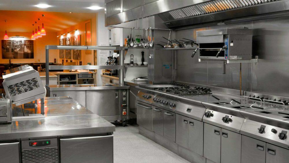 Principales elementos de las cocinas industriales  Loredo