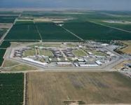 aerial photo of Valley State Prison
