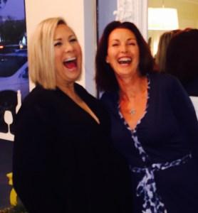 Your New best Friend! is Your Old Best Friend! Stacey Schieffelin & Lorelei Shellist