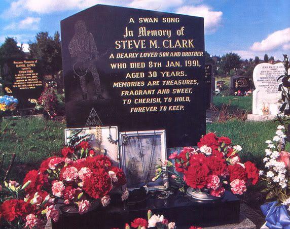 """In Memory of Steve """"Maynard"""" Clark"""