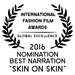 Fashion Film Best Narration Skin on Skin