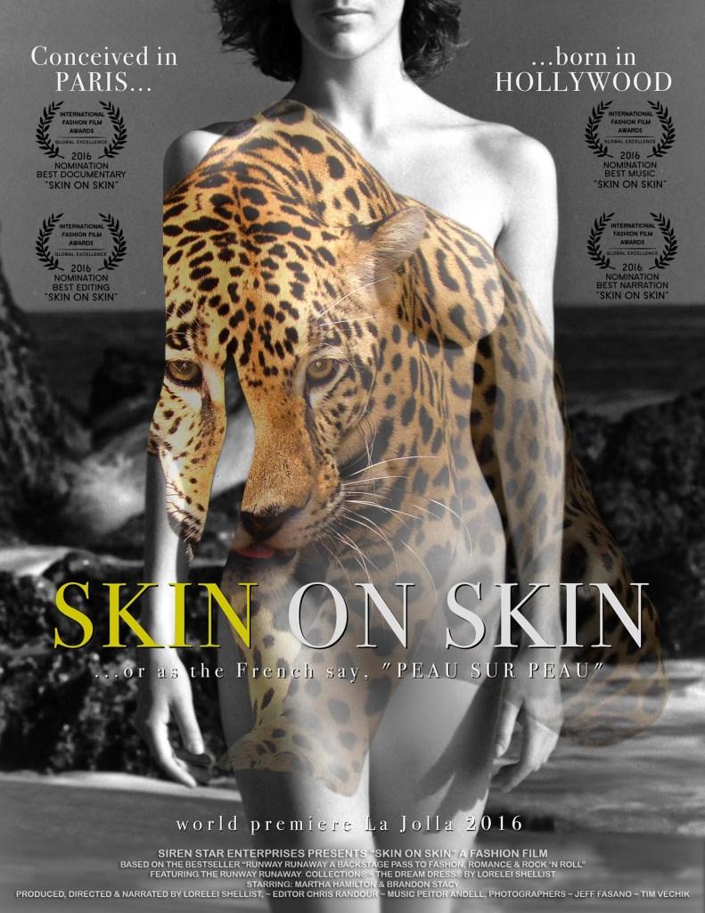 """""""Skin on Skin"""" A Fashion Film"""
