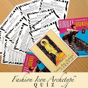 Fashion Icon Archetypes™ Personality Quiz