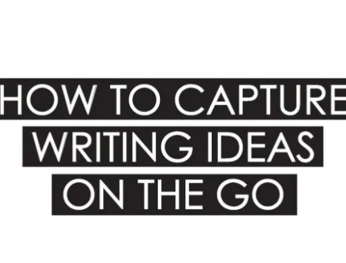 how to capture blog ideas on the go