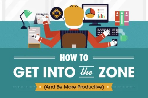 how to get more productive