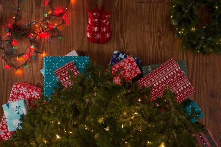Gift - Christmas Day