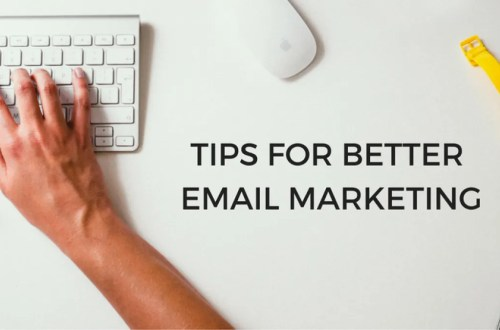 Email Advertising is a Wonderful way for You to Keep in touch with your Customers,