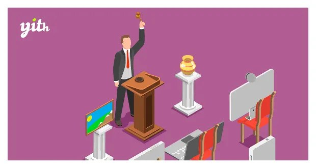 YITH WooCommerce Auctions - Best Auction Plugin For WordPress in 2020