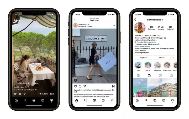 Instagram update: Shopping, Reels & Guides Trend in 2021 - Social Media - Lorelei Web