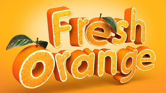Highest Quality Text Effect Tutorials for Photoshop