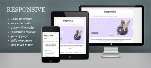 Download The Best Responsive WordPress Theme for Minimal Corporate Design - Blog Lorelei Web Design