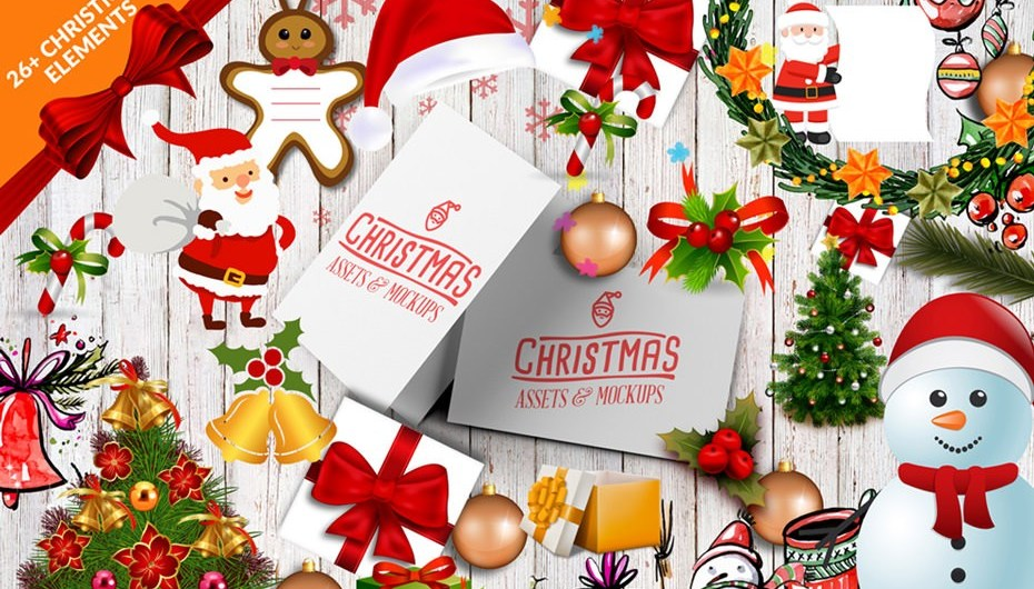 It's Here! Bundle of 66 Christmas Templates For A Steal Price! - Blog Lorelei Web Design