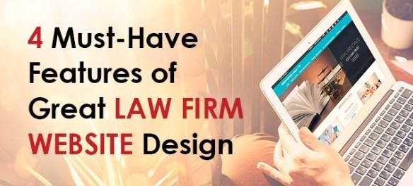 Features of Great Law Firm Web Design - Blog Lorelei Web Design
