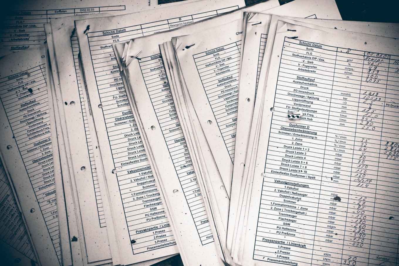 document archiving