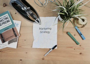 Ironing out your strategy HD photo