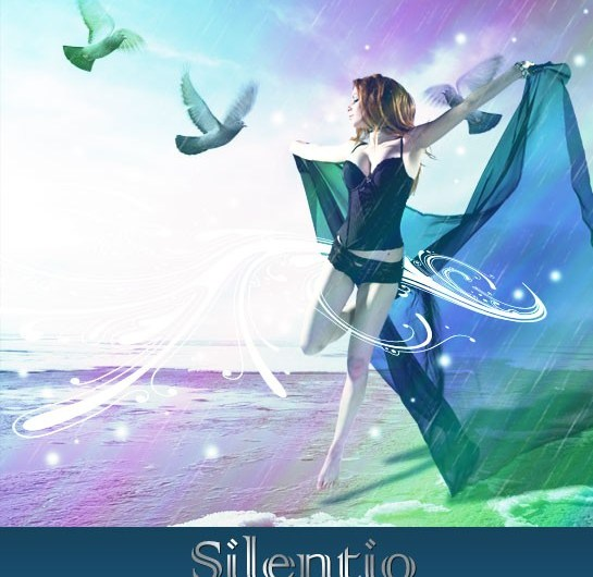 Design Unforgettable Fantasy Art Scene Silentio - Photoshop Resources Lorelei Web Design