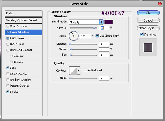 layer styles glowy-pixels