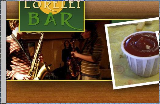 Design a Full Template for Bar Restorant Website Layout - Photoshop Tutorials Lorelei Web Design