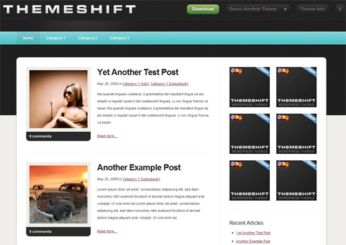 Destyle-theme in 40 Free High-Quality WordPress Themes