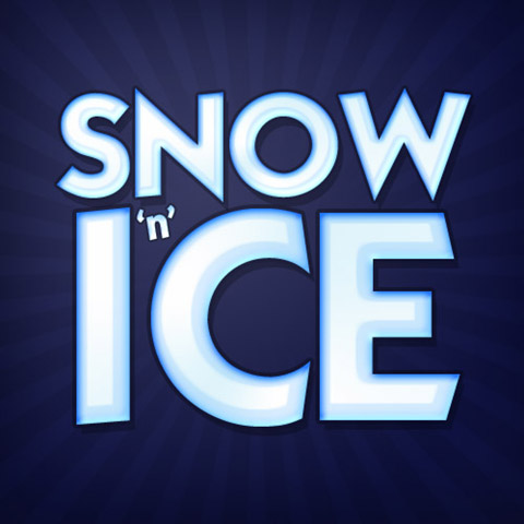 Icy-cold in 50 Stunning Photoshop Text Effect Tutorials