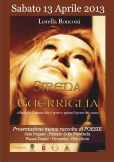 Presentazione Sirena Guerriglia 2013