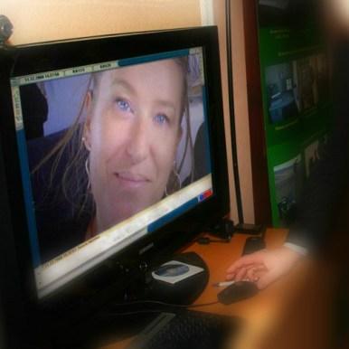 Fotomontaggio , giochi grafici con vari tools sperimentati durante il corso di editing