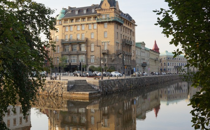 Weekend in Gothenburg