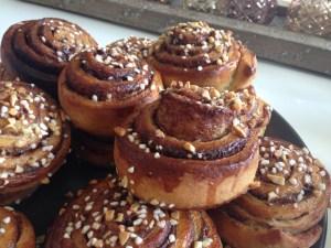 cinnamon buns. cinnnamon rolls. kanelbullar