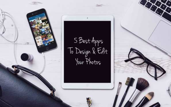 flat lay best apps to design and edit photos
