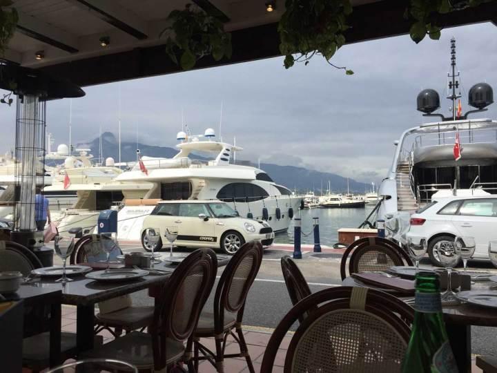 Puerto Banus Marbella tips